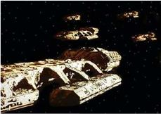 battlestars on the eve of Destruction